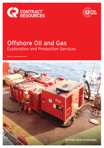 Oil & Gas Exploration & Production Brochure
